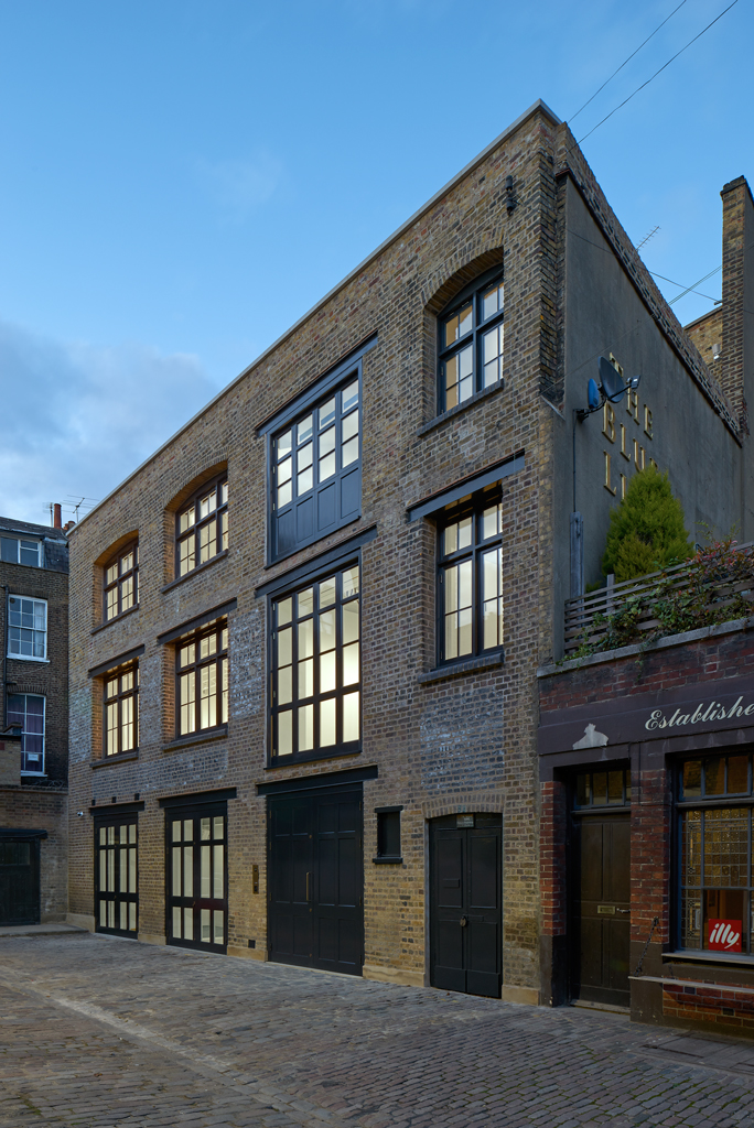 The Perimeter, A Mews Collection, 6a Architects