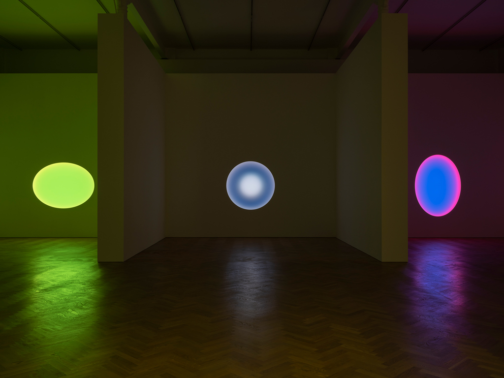 James Turrell, Pace Gallery